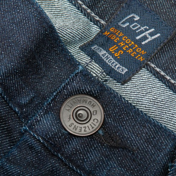 "Citizens of Humanity Dark Wash ""Perfect"" Jeans 31"
